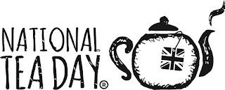 National Tea Day logo