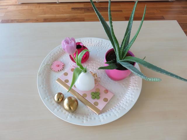 deko rosa