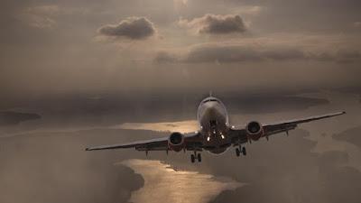 ilustrasi pesawat 169 Pemerintah RI Hentikan Visa untuk Orang Asing dari India!
