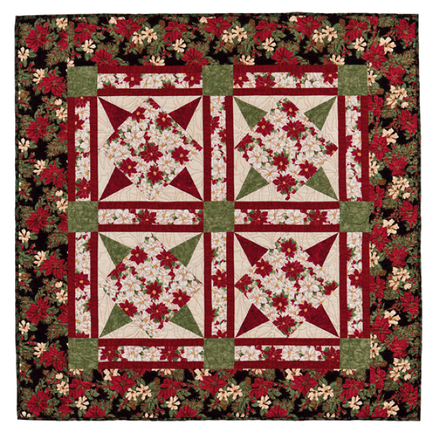Holiday Diadem Quilt