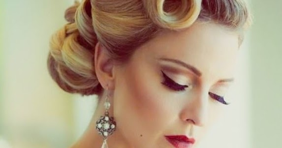 8 Hairstyle: 50s Hairstyles: 11 Vintage Hairstyles To Look Special