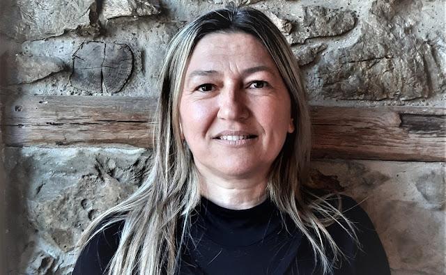 Η Σοφία Ουλή μέλος του συνδυασμού ''Ναύπλιο Επόμενη Μέρα'' του Δημήτρη Κωστούρου