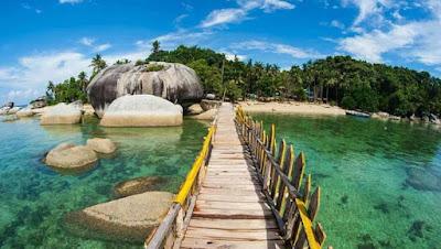 8 Tempat Wisata Ini Wajib Anda Kunjungi Saat Berlibur Ke Bangka Belitung!
