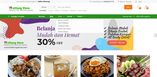 Kelebihan Belitung Store