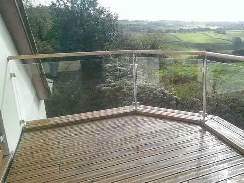 Glass Fencing System