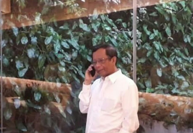 Aktivis: BBM & Mahfud MD Miliki Persamaan, Dibatalkan Tiba-tiba Jokowi