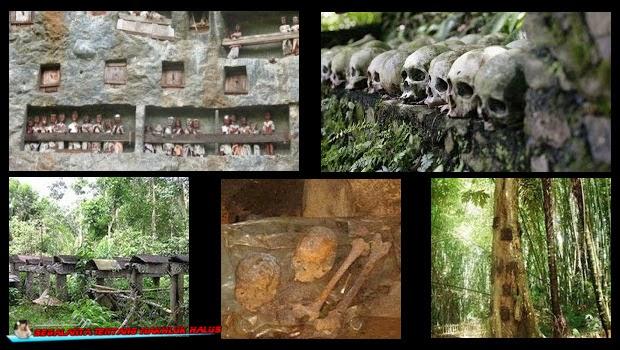 Inilah Lima Kuburan Paling Misterius di Indonesia