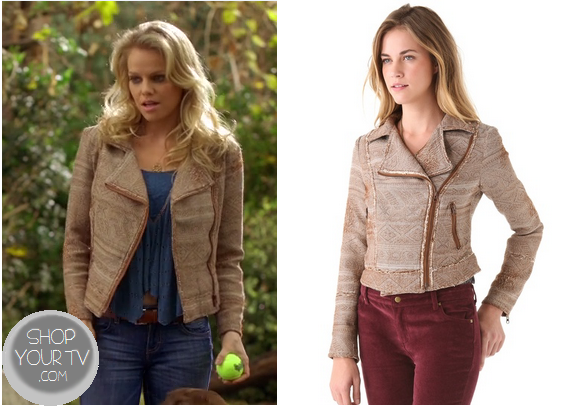 Hart Of Dixie: Season 2 Episode 17 Tansy's Brown Printed