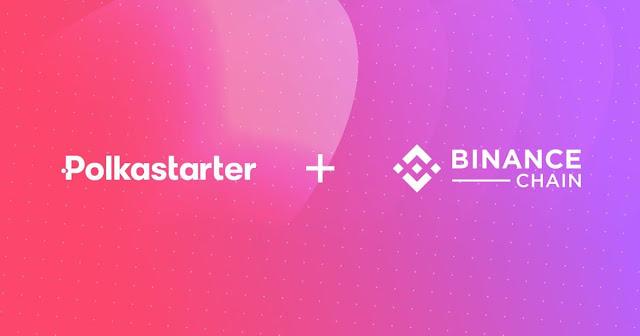 Polkastarter IDO trên Ethereum và Binance Smart Chain