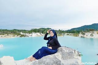 Pesona Kolam Biru: Wisata Baru Di Selakau Timur Kabupaten Sambas