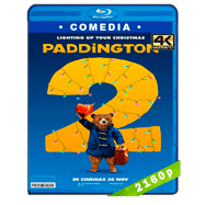 Paddington 2 (2017) 4K UHD Audio Dual Latino-Ingles