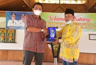 Bupati Batanghari Sambut Kunker Pensus II DPRD Muaro Jambi