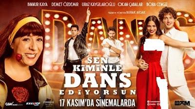 فيلم أنت مع من ترقص Sen Kiminle Dans Ediyorsun