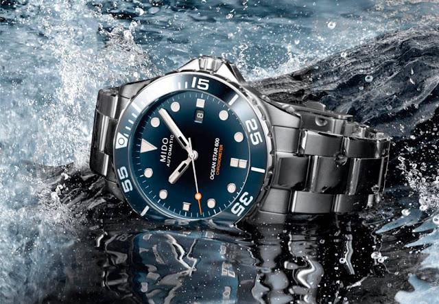 Mido Ocean Star 600 Chronometer
