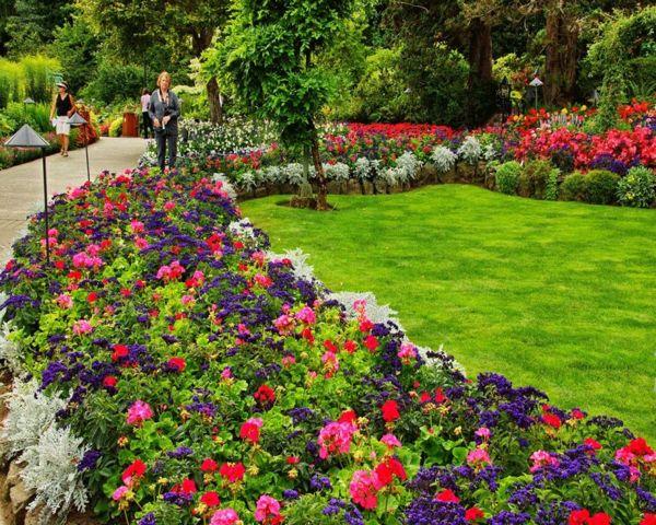 Design Flower Beds Online