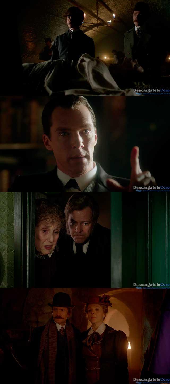 Sherlock La novia abominable (2016) HD 1080p Latino