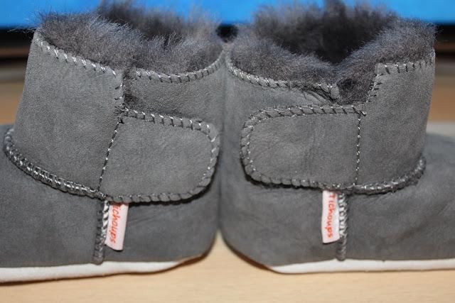 vendeur de chaussons