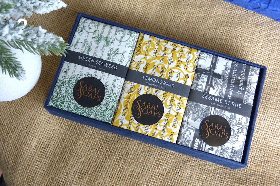 an image of a review of Sabai Soaps