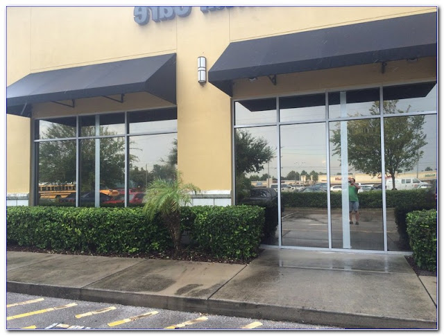 Cheap Commercial WINDOW TINTING Cost Near Me