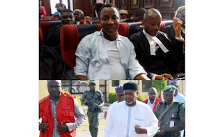 Federal Government Orders Release Of Dasuki, Sowore