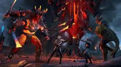 Elder Scrolls Online,Dread Cellar,Elder Scrolls Online Previews New Dungeon - The Dread Cellar,