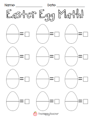 egg cited for easter thehappyteacher. Black Bedroom Furniture Sets. Home Design Ideas