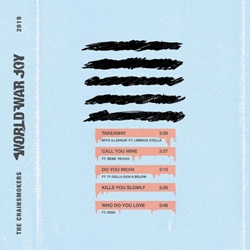 Baixar CD World War Joy...Takeaway - The Chainsmokers 2019 Grátis