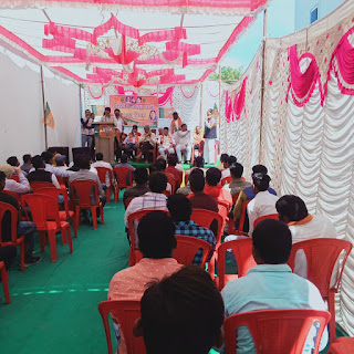 भारतीय जनता पार्टी मंडला तिरला आजीवन सहयोग निधि कार्यक्रम
