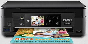 Epson XP 440 Drivers Download