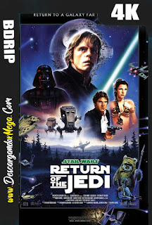 Star Wars Episodio VI El Regreso del Jedi (1983) 4K UHD [HDR] Latino