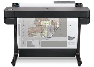 Téléchargement du pilote d'imprimante traceur HP DesignJet T630 grand format jusqu'à A1-24''(5HB09A)