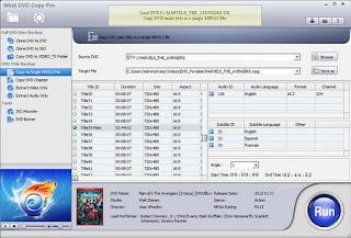 WinX DVD Copy Pro 3.7.0 Multilingual Portable