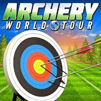 Jogo de Arco e Flecha : Archery World Tour