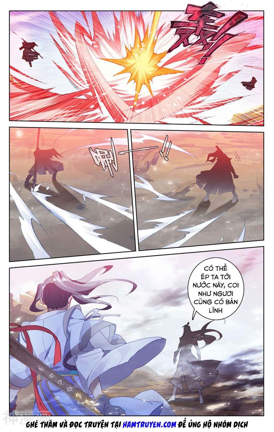 Nguyên Tôn chap 229.5 - Trang 3