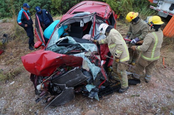 Fatal accidente cobra la vida de profesor