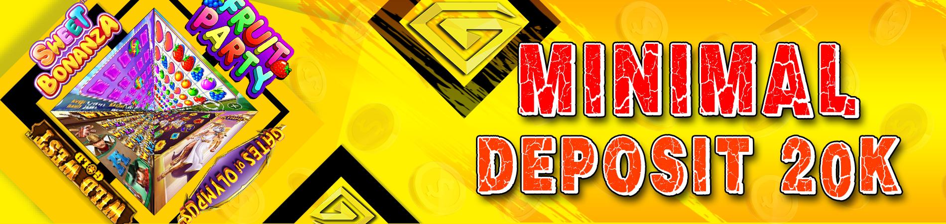 MINIMAL DEPOSIT