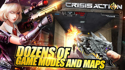 Free download Crisis Action v1.9.1 Apk