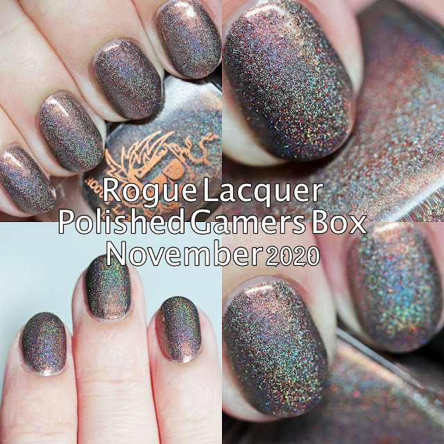 Rogue Lacquer Polished Gamers Box November 2020
