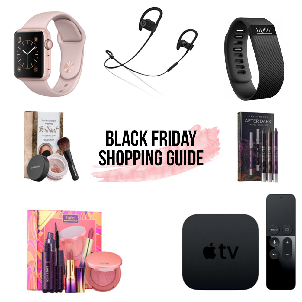 black friday shopping guide images