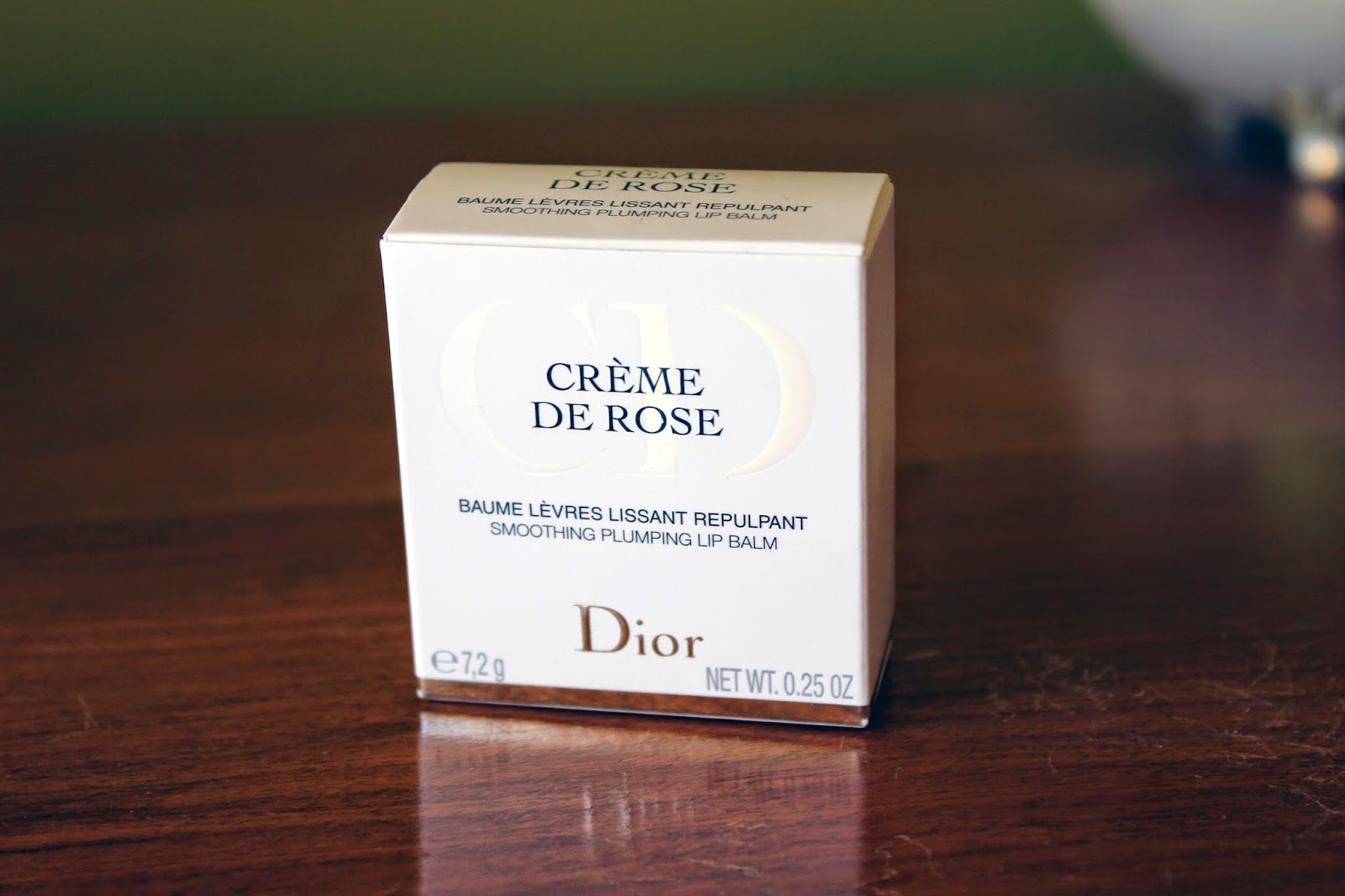 Creme De Rose Smoothing Plumping Lip Balm by Dior #6