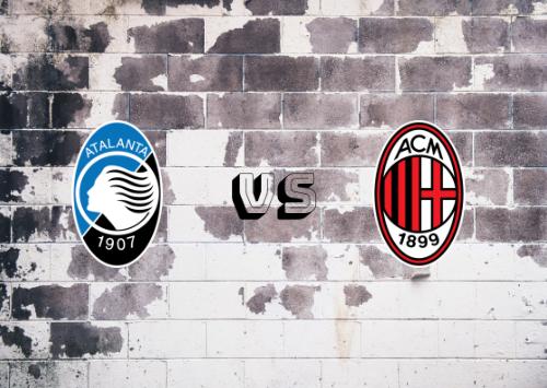 Atalanta vs Milan  Resumen y Partido Completo