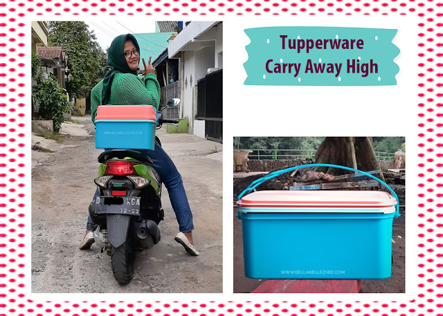 Tupperware Carry Away High