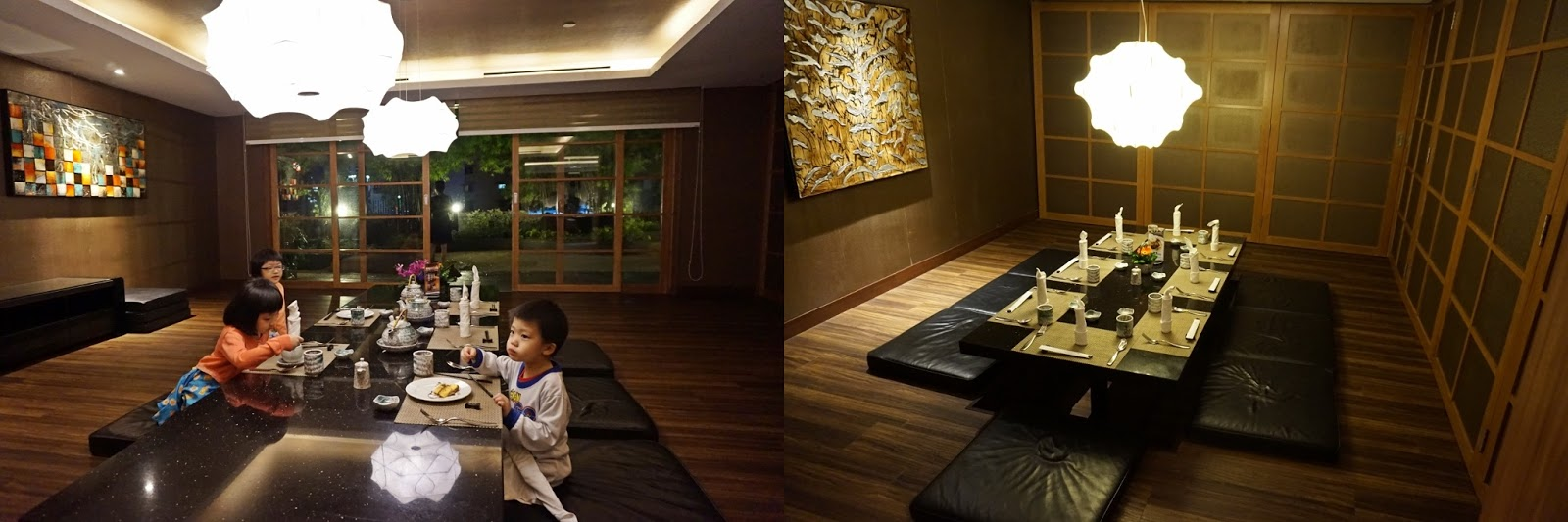 Gen Japanese Restaurant @ Sunway Putra Hotel Kuala Lumpur