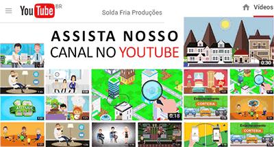videos no youtube