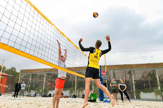 Rules of Volleyball: How to play Volleyball - Greatexplain