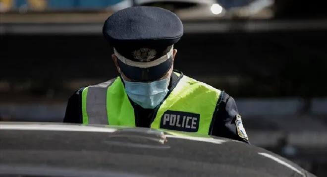 Λουτράκι: Μαχαίρωσε αστυνομικό επειδή του έκανε έλεγχο για μάσκα, BINTEO