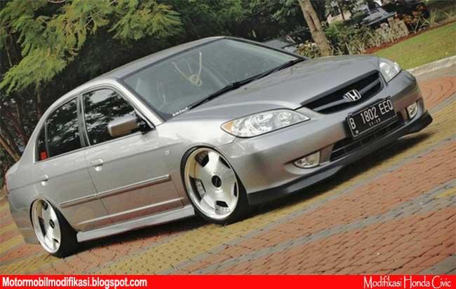 1040+ Modifikasi Mobil Sedan Honda Civic Terbaik