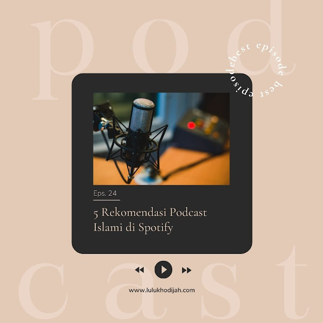 5 Rekomendasi Podcast Islami di Spotify