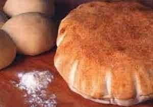 خبز عربى