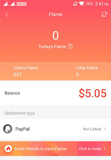 Vigo Video App Earning
